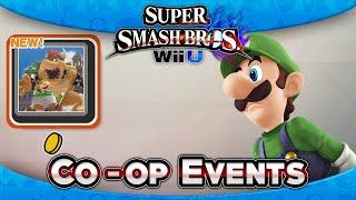 super smash bros wii u part 09 co op events 1 4 4 player