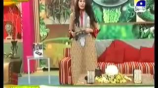 Utho Jago Pakistan , Full , 7th April 2014 , With Dr Shaista , Morning Show , By GeoTv