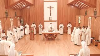 수도원 미사 - 부활제3주일미사3rd Sunday of Easter 2021 4 18