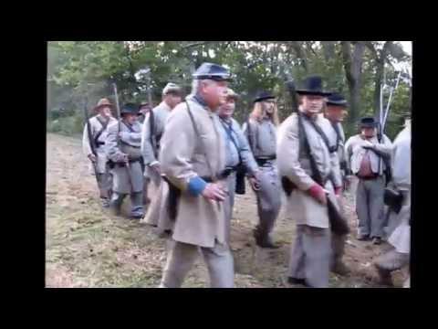 Civil War Drill, Camp, and Music