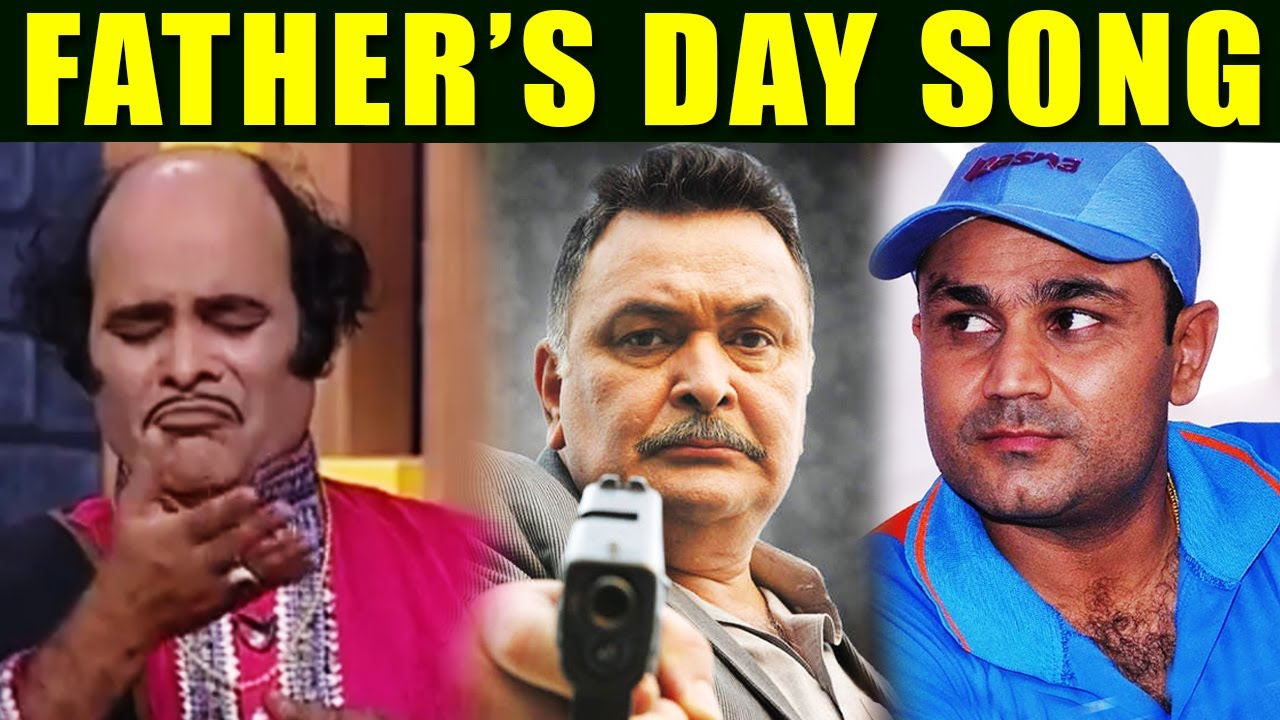 Father's Day Song for Sehwag and Rishi Kapoor | Must watch