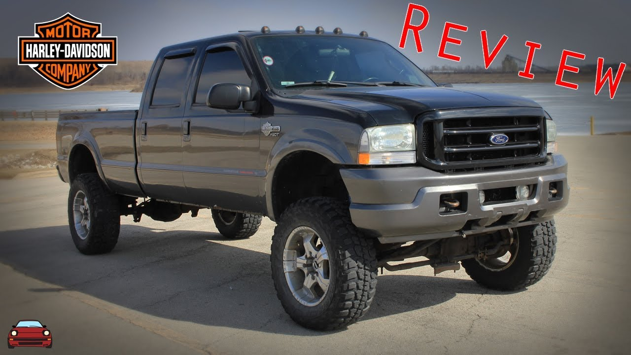 2004 Ford F 250 Harley Davidson Edition Review