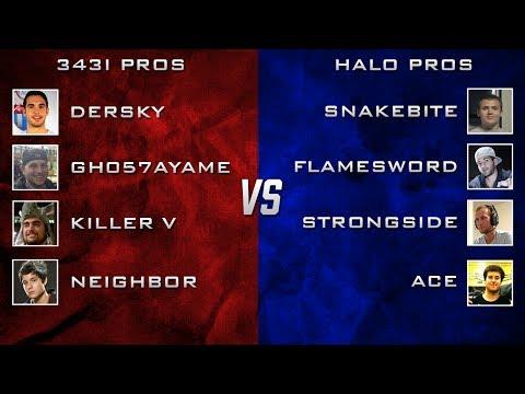 Halo Pros vs 343i Pros