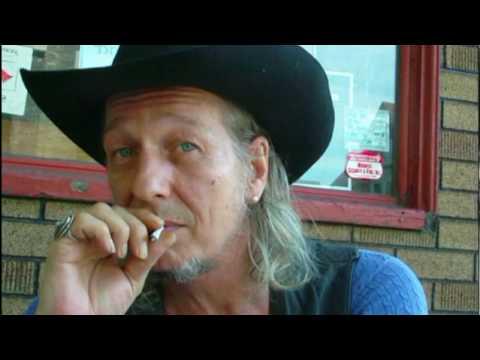 Desmond Bone of Edgar Allan Cash by Bremen Cafe in Milwaukee