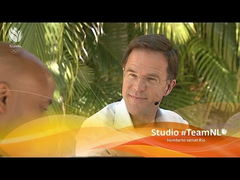 Studio TeamNL: Mark Rutte & Floris Evers