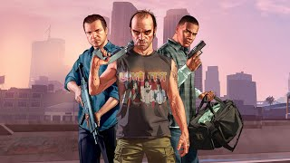 6 Year Tribute to Grand Theft Auto V