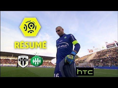 Angers SCO - AS Saint-Etienne (1-2)  - Résumé - (SCO - ASSE) / 2016-17