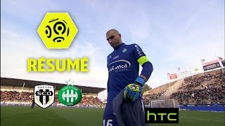 Video Gol Pertandingan Angers vs Saint-Etienne