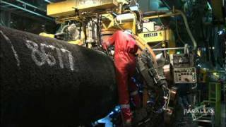 UIltimate Engineering: Super Pipeline constuction of Ormen Lange natural gas pipeline