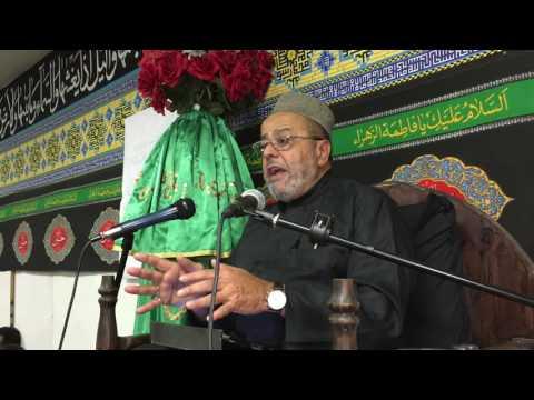 Sheikh Ashiq Kermalli Night 8