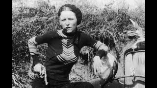 BONNIE PARKER POST-MORTEM PHOTO