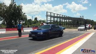TRINIDAD'S FIRST 9 SEC SUBARU! SIR Christian Tam's GC8 Subaru WRX