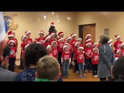 TL Kindergarten Christmas musical