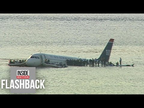 How Inside Edition Captured First Footage of Plane in Hudson River