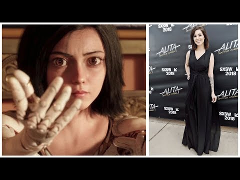 ALITA BATTLE ANGEL Set Tour, Celebrity Interviews, and Vlog!