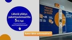 Posti Pakettiautomaatti 5 €, marraskuu 2013