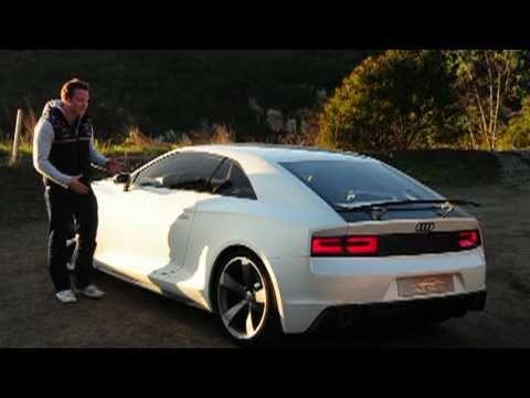 Audi Quattro Concept review - Auto Express