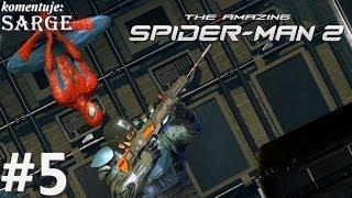 Zagrajmy w The Amazing Spider-Man 2 odc. 5 - Fisk (Niesamowity Spider-Man 2)