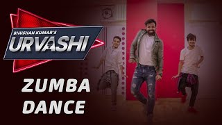 Urvashi | Zumba Dance Choreography Video 2018 | Yo Yo Honey Singh | Zumba on Bollywood Songs