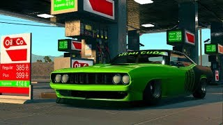 "WHY GHOST GAMES??!! ""PLYMOUTH CUDA"" Customization/Location -NFS Payback"