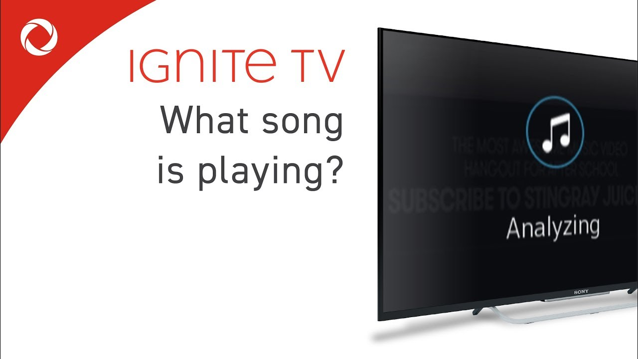 Find Out what Song is Playing on Ignite TV