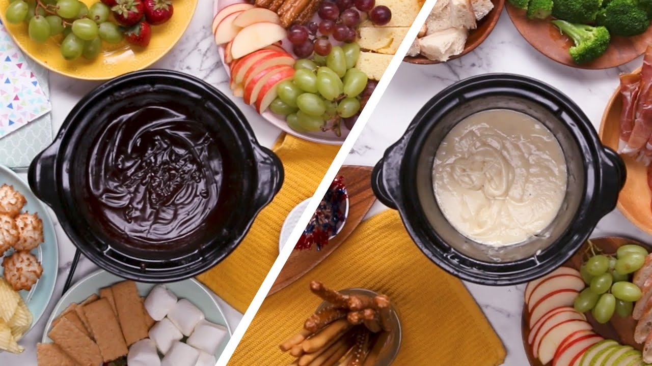 maxresdefault - Sweet & Savory Slow Cooker Fondues