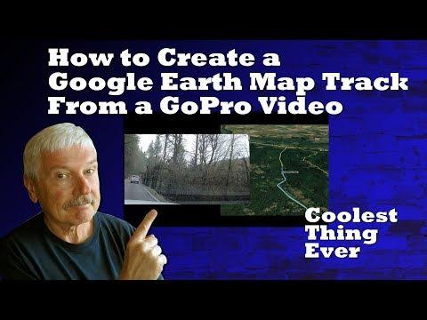 #goprohero7 #gopro #goprotipsandtricks GoPro Hero 7 Black How To Extract GPS Files To Google Earth