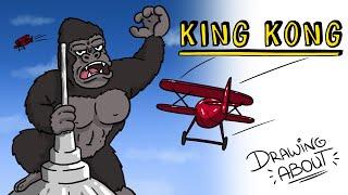KING KONG | Draw My Life