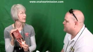 Dr. Sherry Bresnahan from www.onaheartmission.com - Live Interview