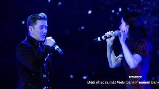Biển tình - Đàm Vĩnh Hưng ft. Thu Phương - Vietinbank Đỏ Live Concert by Vebagroup