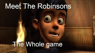 Meet The Robinsons - Longplay - Xbox One