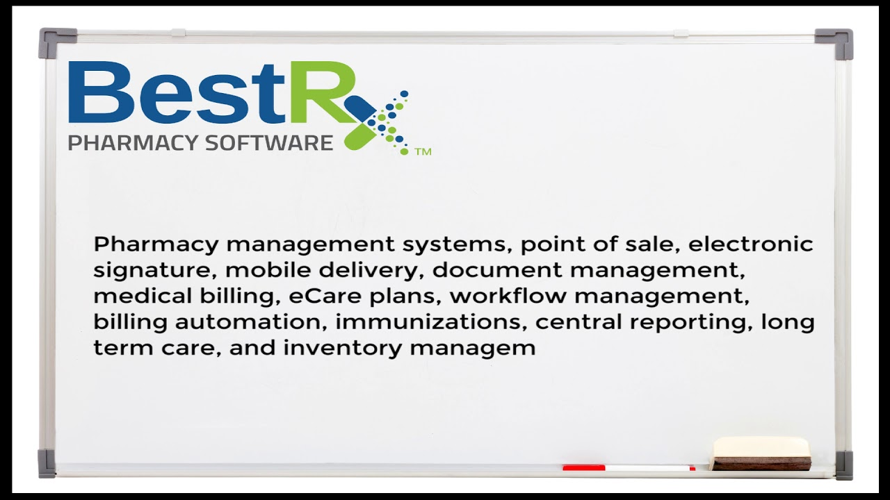 BestRx Pharmacy Software | ComputerTalk For The Pharmacist