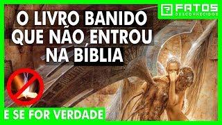O LIVRO DE ENOQUE: Gigantes, Aliens, Judas, Anjos - E SE FOR VERDADE thumbnail