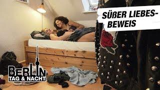 Berlin - Tag & Nacht - Süßer Liebes-Beweis von Alina #1760 - RTL II