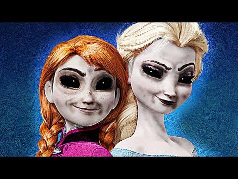 5 Creepy Disney Movie Secrets : Dark Hidden Disney Moments