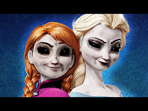 5 Creepy Disney Movie Secrets : Dark Hidden Disney Moments