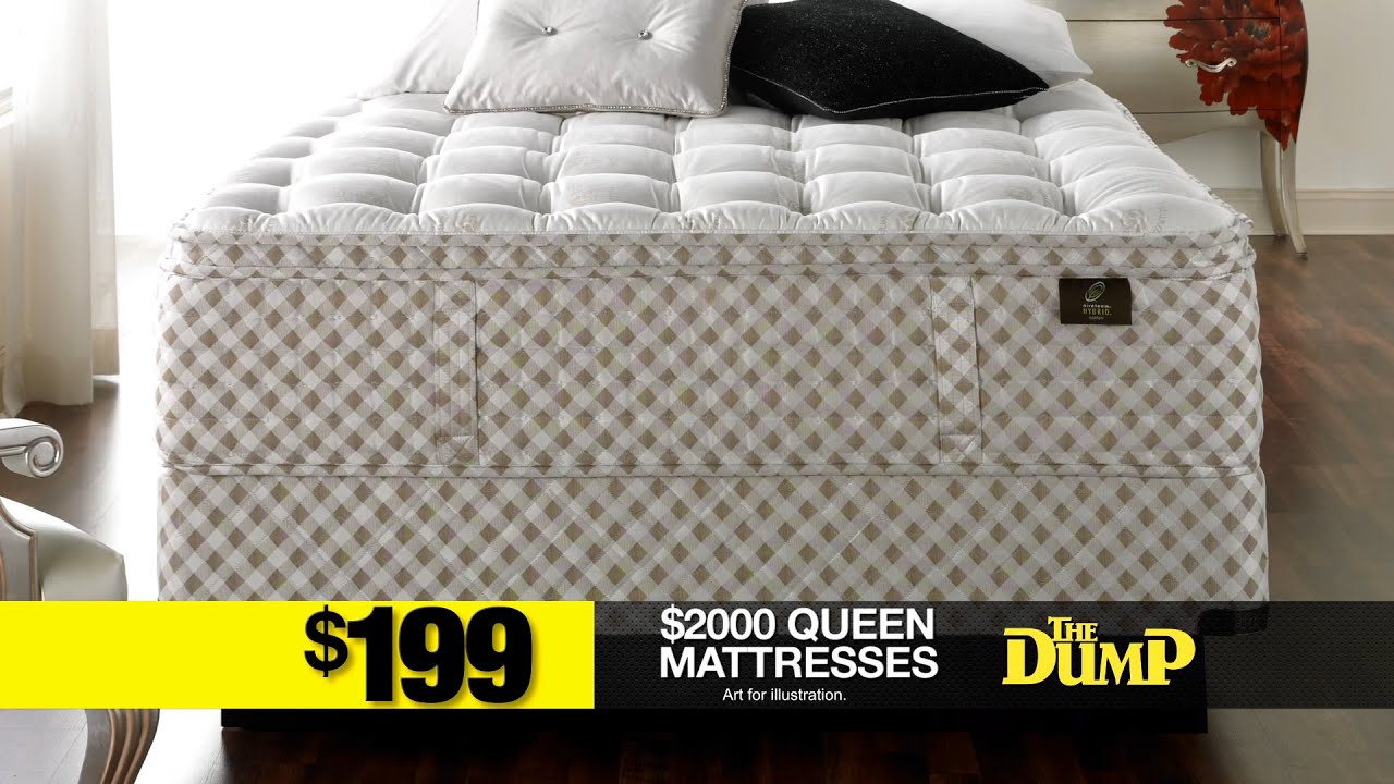 Dumping America39s Mattress Outlet for 15 Cents on the Dollar YouTube