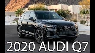 2020 Audi Q7: In-Depth Walkaround, Interior Tour