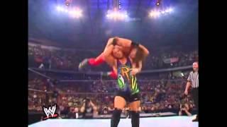 WWE Backlash 2002 RVD vs Eddie Guerrero Highlights