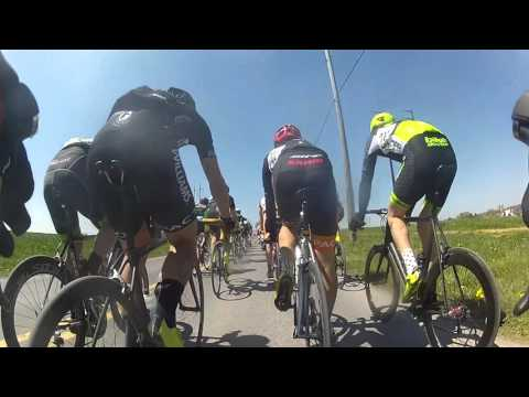 2016 Road Bicycle Racing - Farmersville Road Race 2/3 & 35+ Full(Trainer/Rollers)