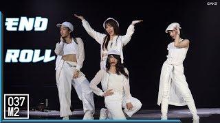 190127 48 Group Special Unit End Roll AKB48 Group Asia Festival 2019 Fancam 4K 60p