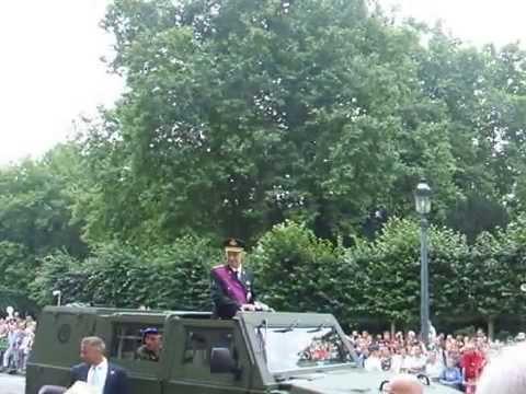 Король Бельгии Филипп.
