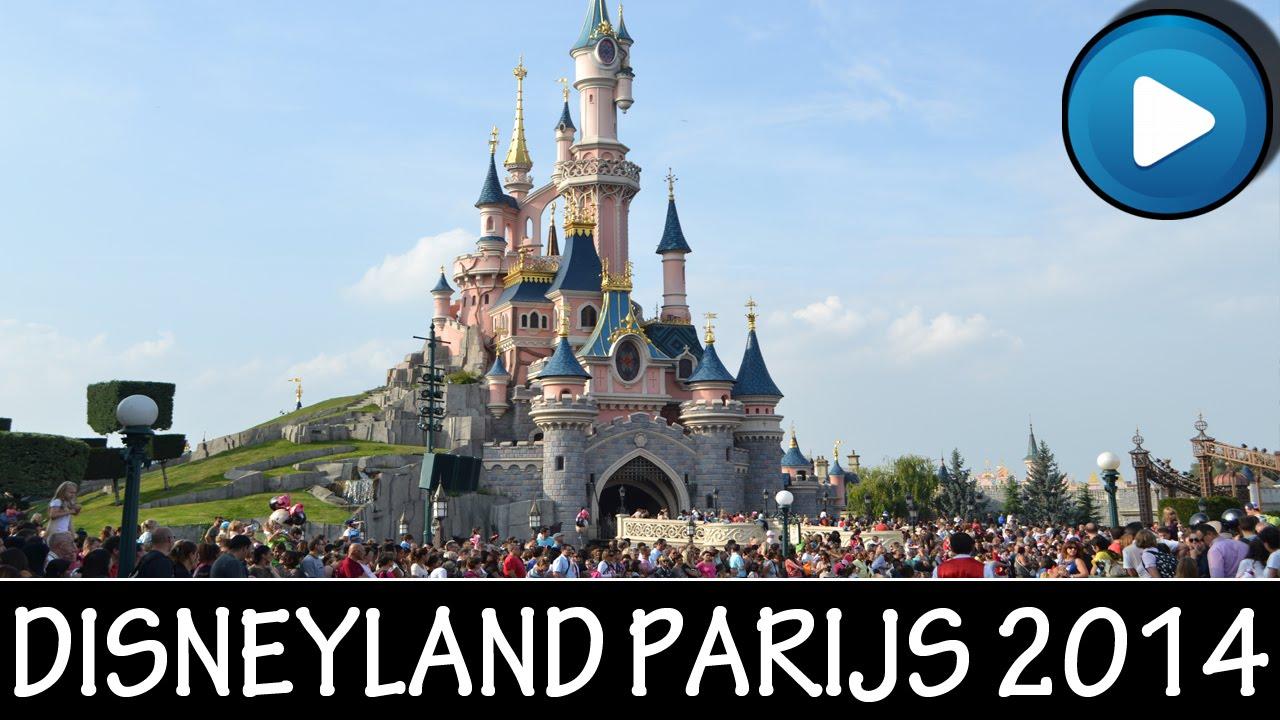 Disneyland Parijs 2014 Youtube