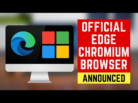 Microsoft New Edge Chromium Browser Launches: Windows And MacOS