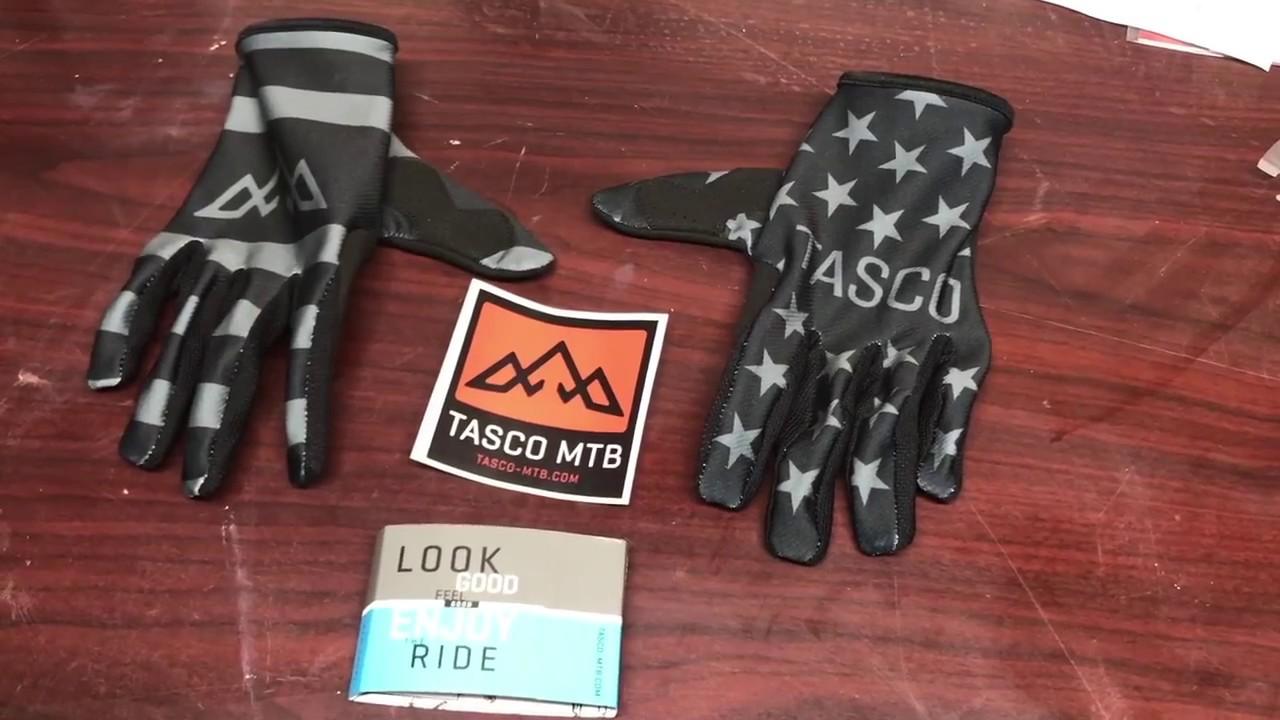 Tasco MTB Double Digit Glove Review