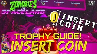 Infinite Warfare - Insert Coin Trophy/Achievement Guide (Play All Arcade Games Zombies In Spaceland)