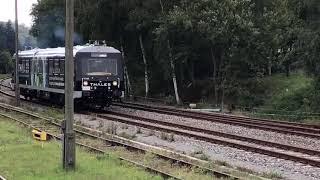 Erstmals fährt führerloser Zug über 5G