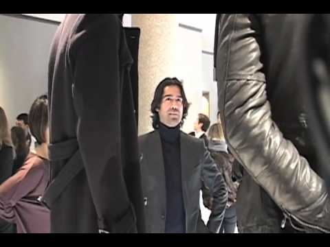 Brian Atwood of Bally Talks about Menswear in Milan