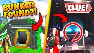 *NEW* JONESY'S SECRET BUNKER FOUND?! Fortnite Season 9 Map Changes!