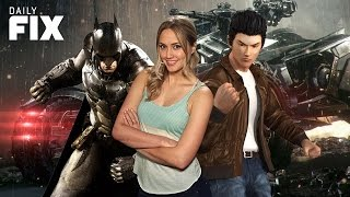 Arkham Knight Issues and Fallout 4 Actors - IGN Daily Fix